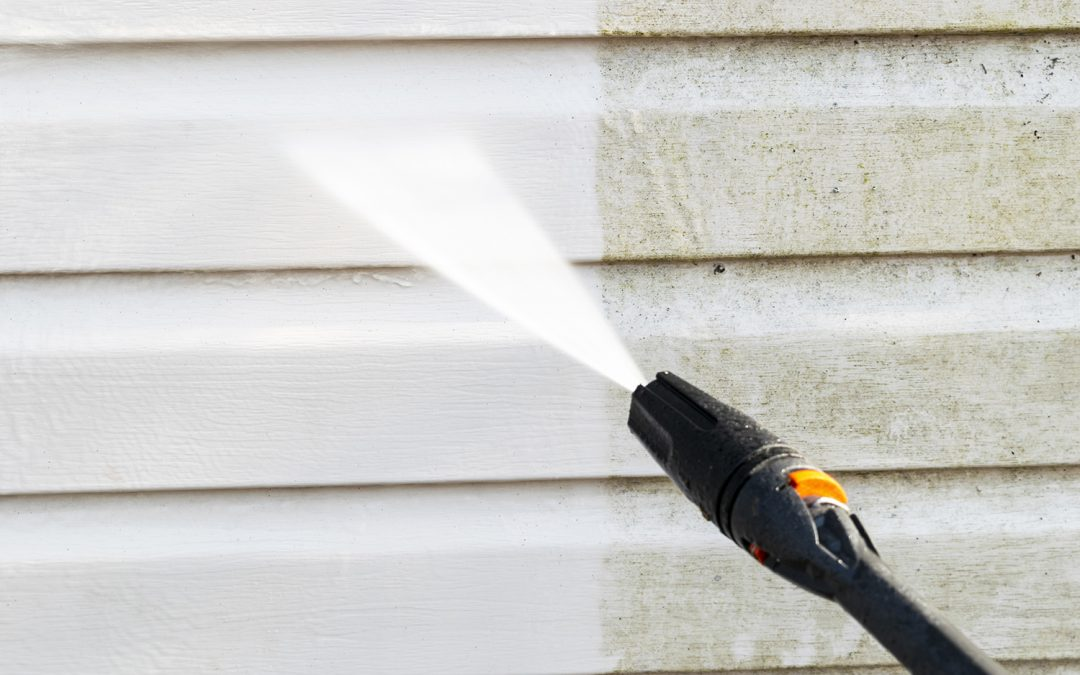 5 Major Signs It's Time for a Pressure Wash