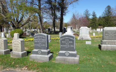 What Happens to a Headstone if It Isn't Cleaned Regularly?