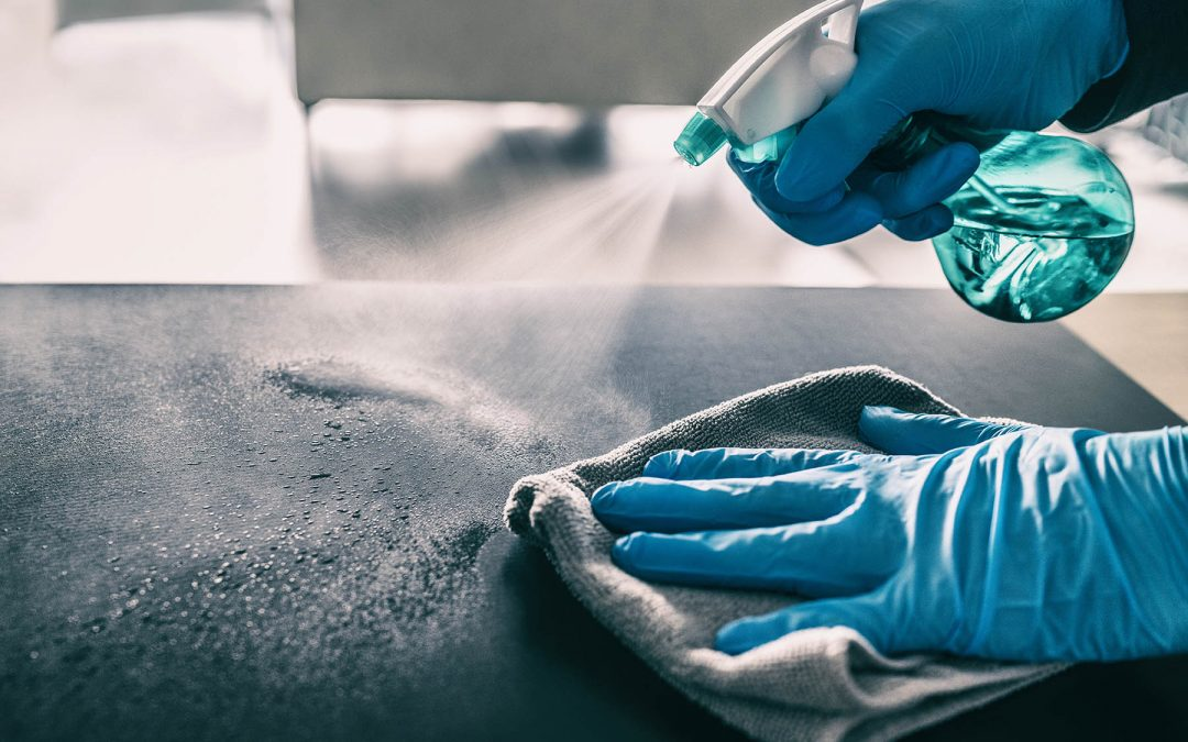Cleaning in the Time of Coronavirus: How to Keep Your Surfaces Clean through COVID-19