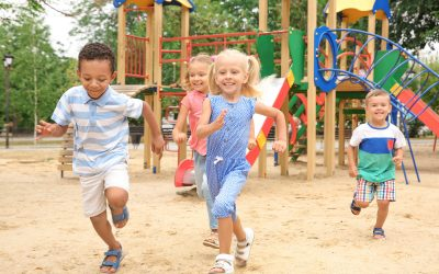 5 Reasons Why A-Plus Softwash is the Best Option for Keeping Your Playground Clean and Safe
