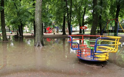 Your Guide to Effective Playground Cleaning Before and After Hurricane Season