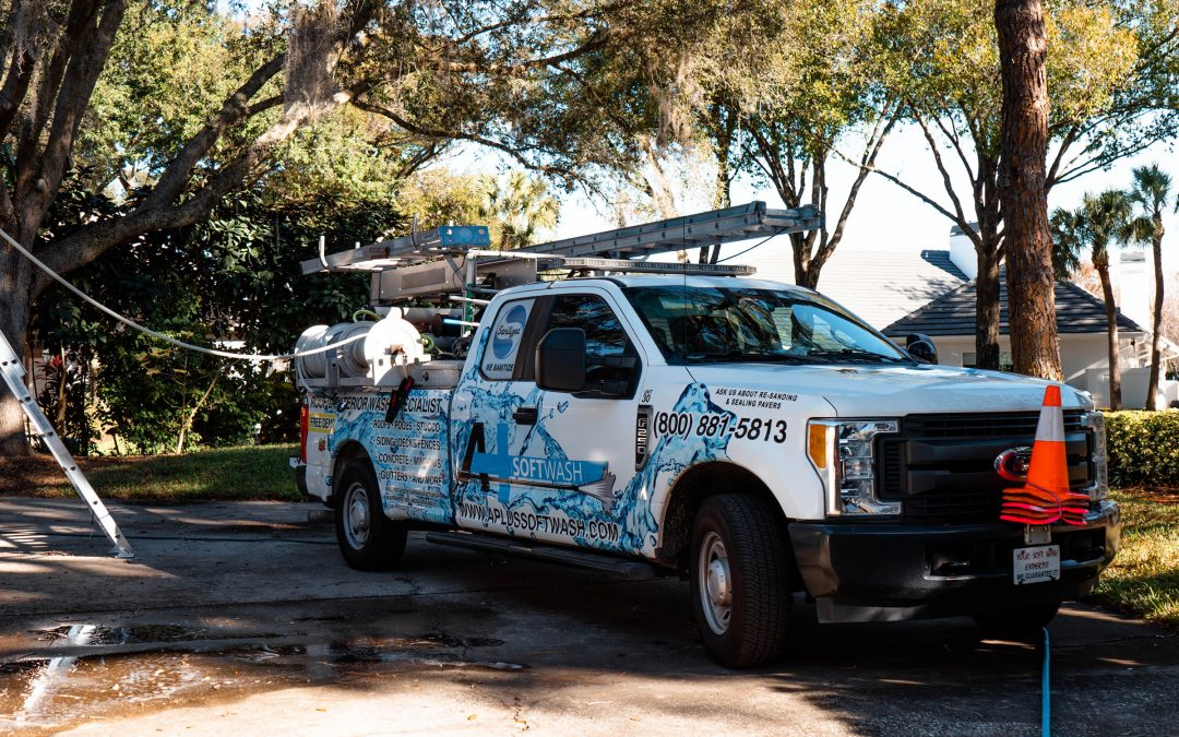 How A-Plus Softwash Offers Custom Pressure Washing Solutions to Tampa Bay Homeowners