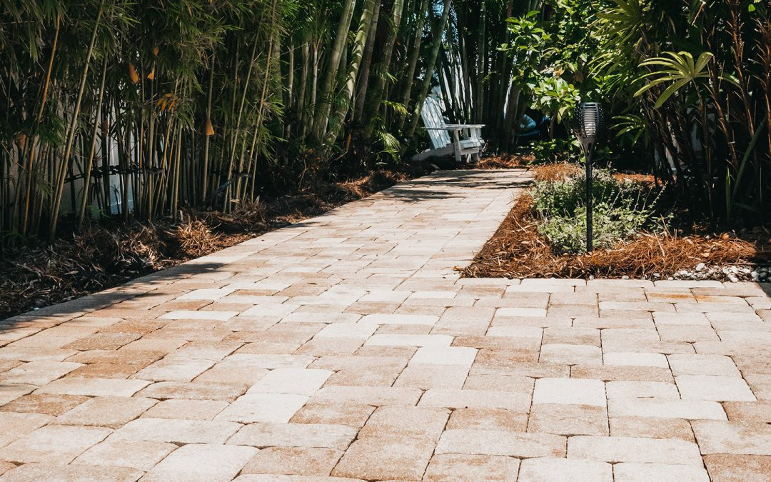 Your guide to making your pavers last: a list of everything you need to know to keep your pavers looking like new long-term.