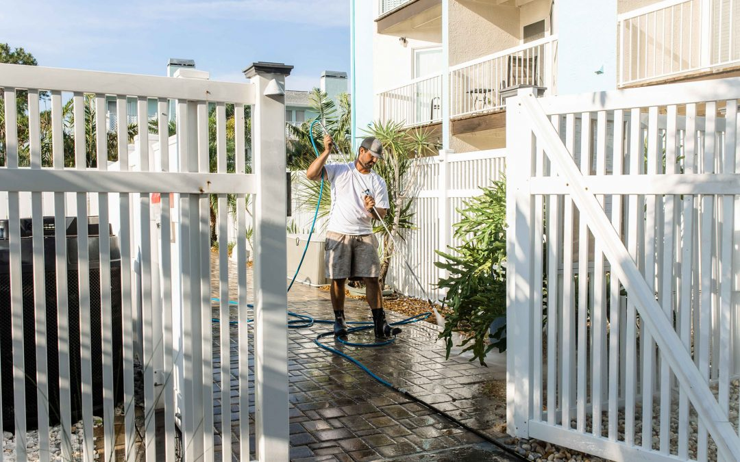 Paver Sealing is the Most Important Thing You Can Do To Protect Your Pavers During Hurricane Season